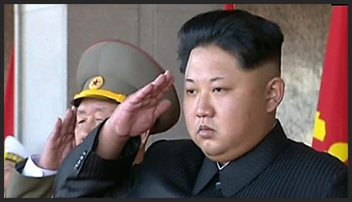 North Koreas Kim Jong Un