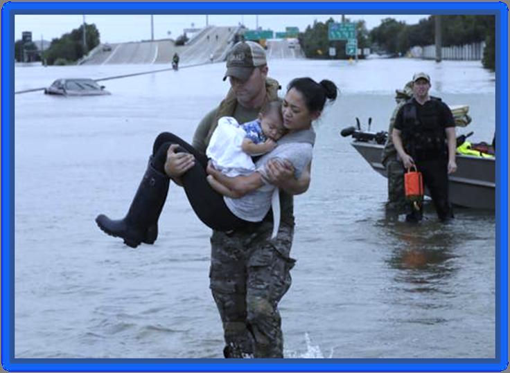 Rescue Victims Harvey