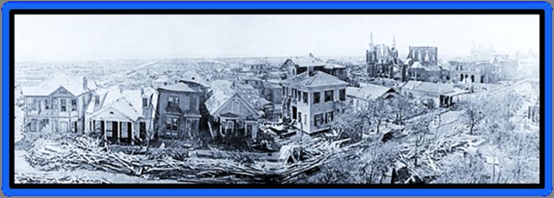 Hurricane of Galveston