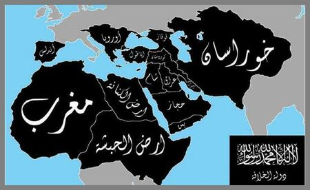 Ishmaelization of the Middle East and Europe