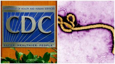 Pentagon and the CDC 2010 Ebola Patent