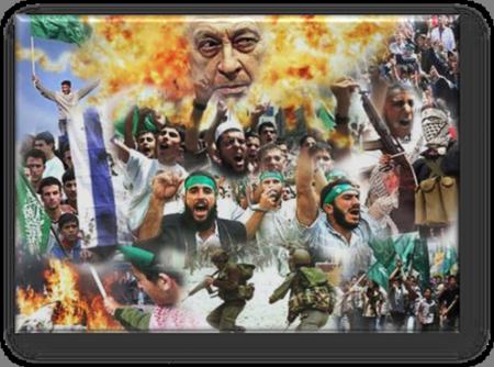 Sharon and Islamist bid for World Dominion