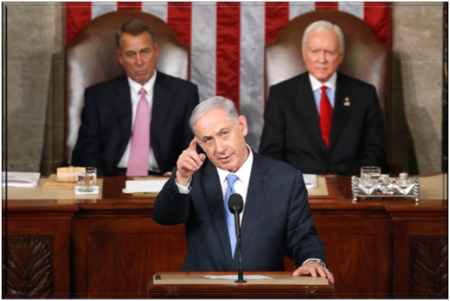 Netanyahu 2015 Congress United States005