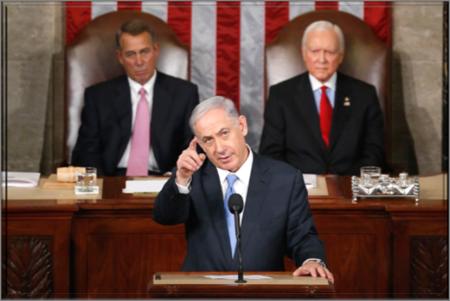 Netanyahu 2015 Congress United States005