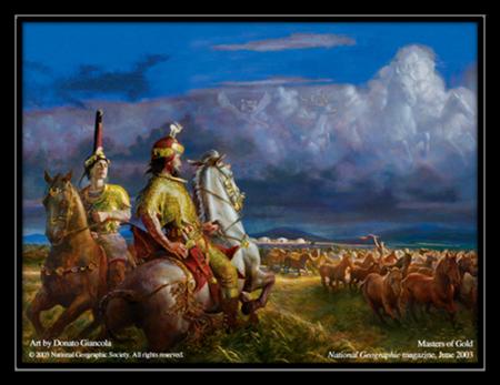 Lost Israelite Scythians in the Steppes of Siberia