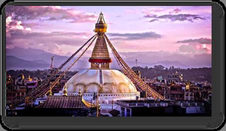 Swayambhunath Temple Kathmandu, Nepal