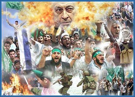 Gaza Expulsion and the Palestinian Exaltation