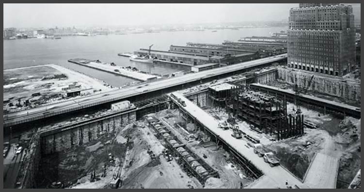 History of the NY World Trade Center