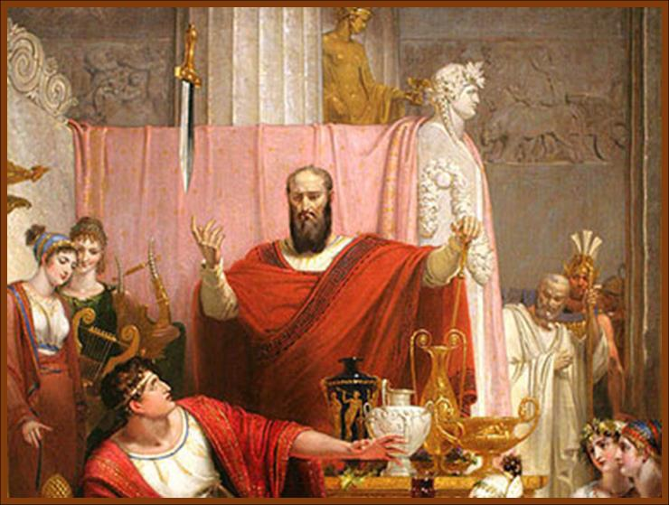 Sword of Damocles hangs over Nations of the World