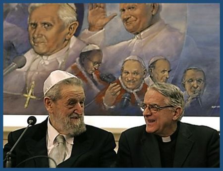 Chief Rabbinate of Israel's Bilateral Commission with the Holy See at the Vatican
