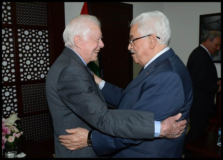 Jimmy Carter Palestinians