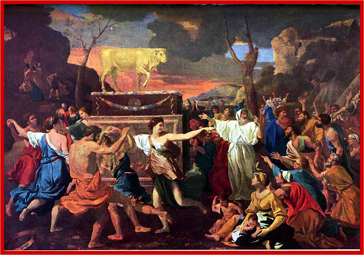 Erev Rav Golden Calf