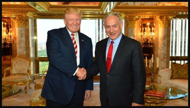 Prime Minister Benjamin Netanyahu on Wednesday congratulated Donald Trump on his election vict