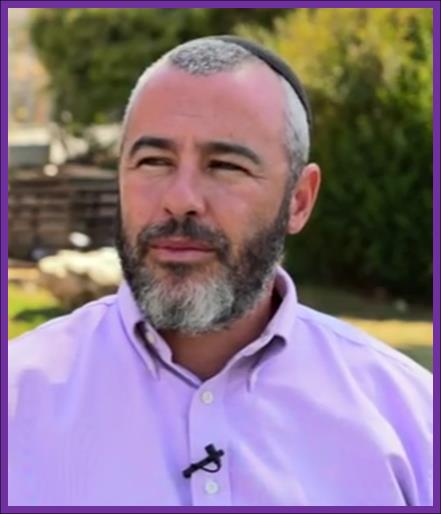 Yishai Fleischer, the International Spokesperson for the City of Hebron