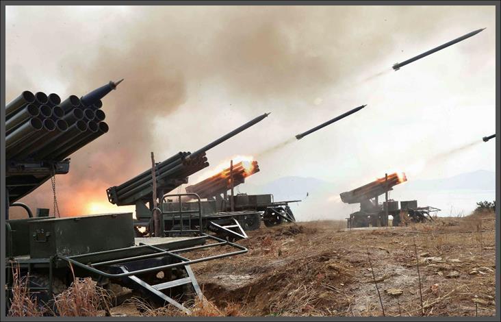 North Korean Weapons