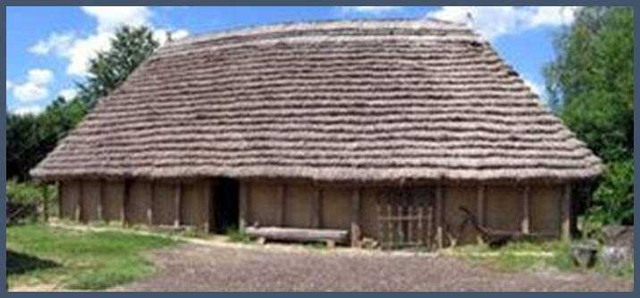 Classic Visigothic Dwelling in Central Europe