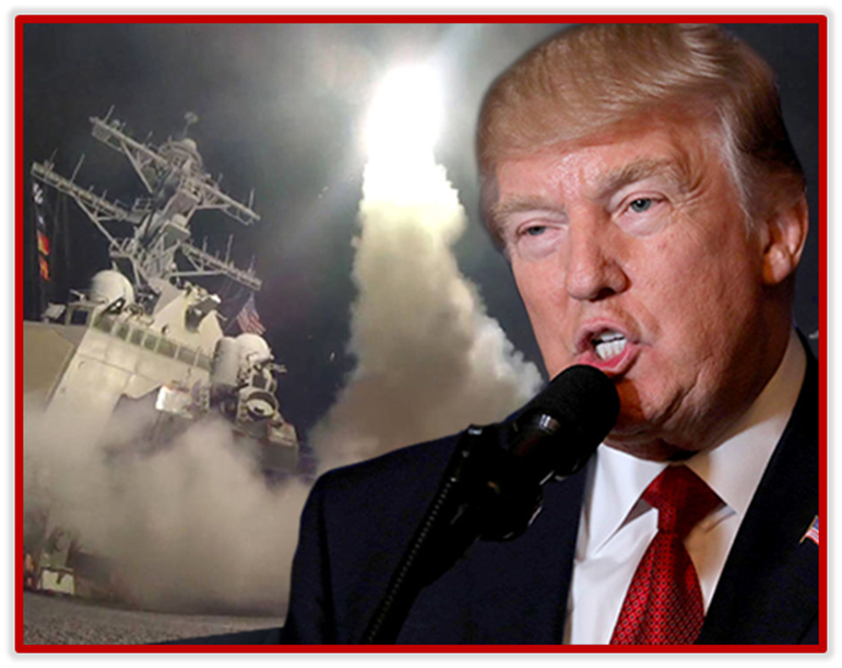 Trumpian Revolution against Syria and ISIS