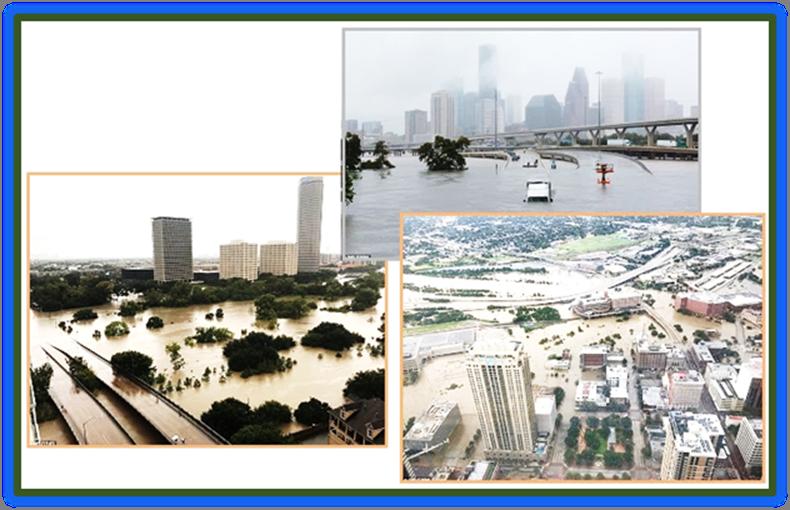 Houston Harvey flood