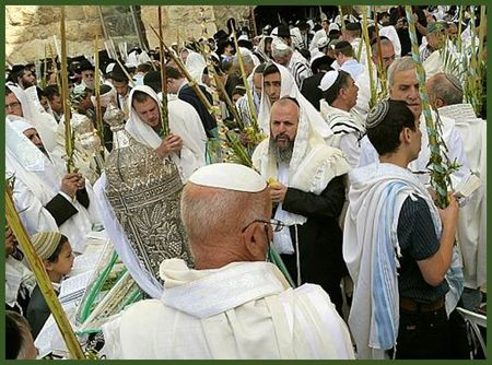 Hoshana Rabbah, the Day of Great Salvation