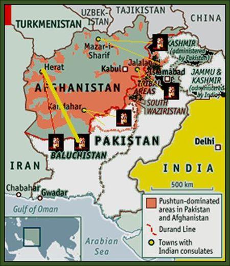 Strategic Region of Afghanistan and the Pashtun Bani-Israelites