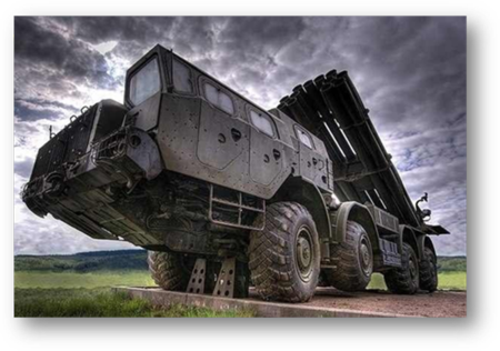 Russian Iskander Nuclear Missile
