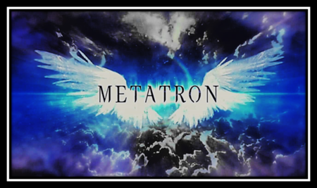 Metatron, the Shaliach of the Ain Sof