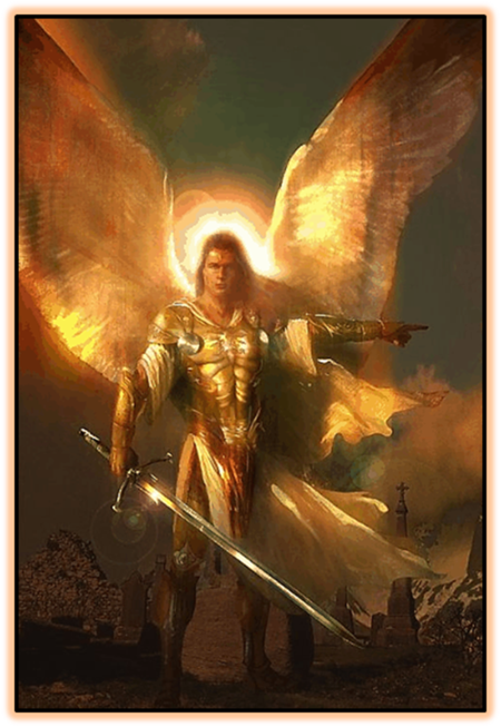 Commander of the L-rd's Host meeting Joshua