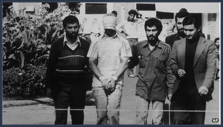 1980 American Embassy Hostage Crisis with  Iranian Student  Ahadminejad