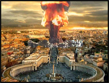 Iran and ISIS have both Vowed to Destroy the Vatican