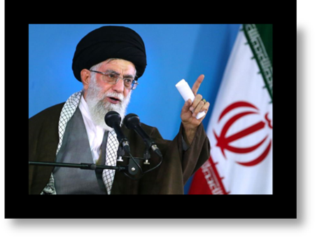 Iran's supreme leader, Ayatollah Ali Khamenei and his plan to destroy the State of Israel