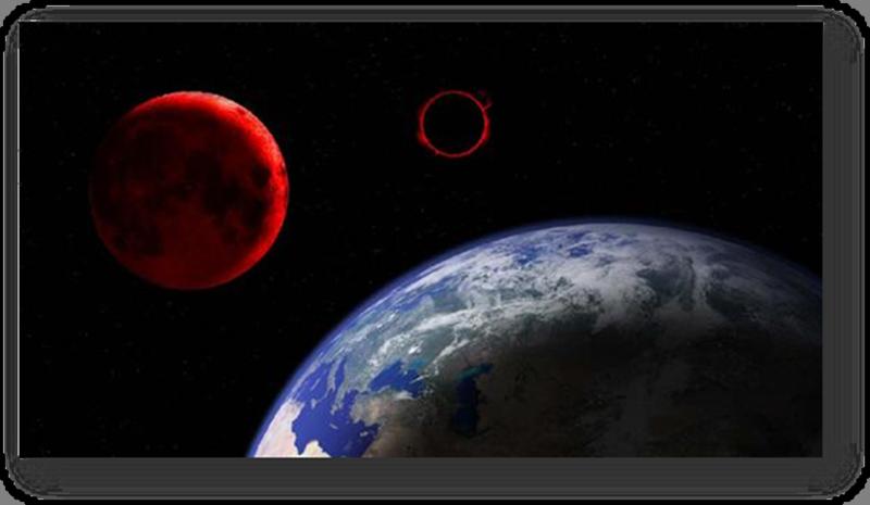 Blood Moon, Black Sun