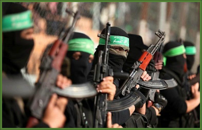 Hamas terror chief Ismail Haniyeh in the Jerusalem Intifada