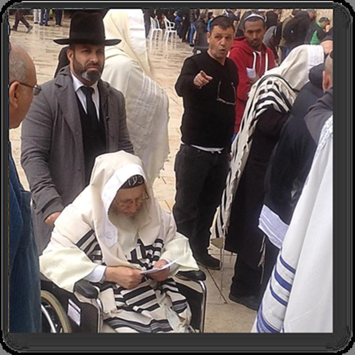 Rabbi Chaim Kanievsky  - The Messiah's arrival immanent