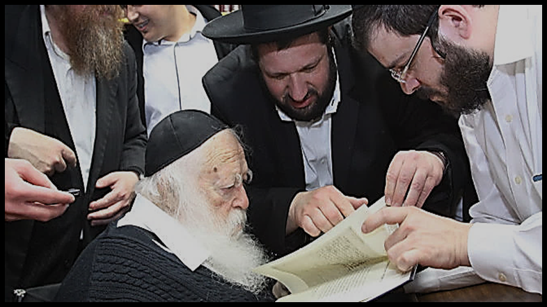 Rabbi Chaim Kanievsky  warning The Messiah is Immanent