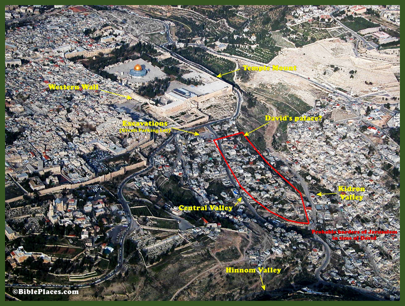 The City of David - 2