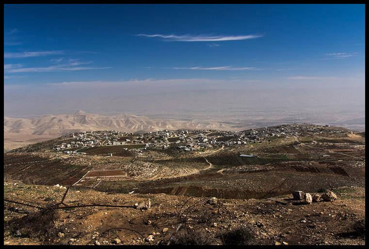Palestinian village of Duma