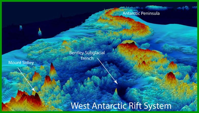 Global Warming and the de-glaciation of Antarctica