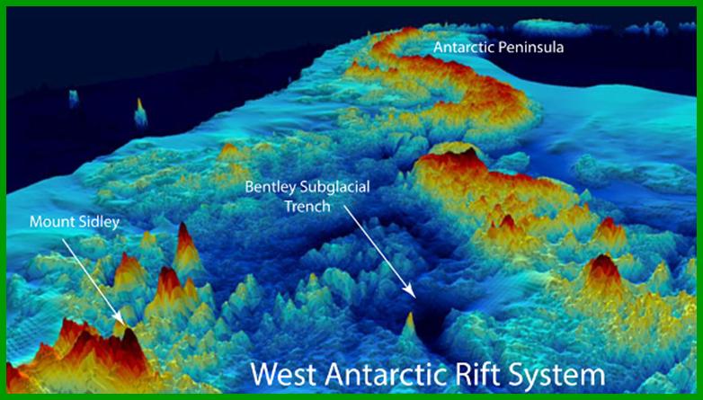 Global Warming and the de-glaciation of Antarctica