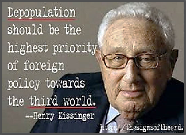 Jewish American Secretary of State Henry Kissinger