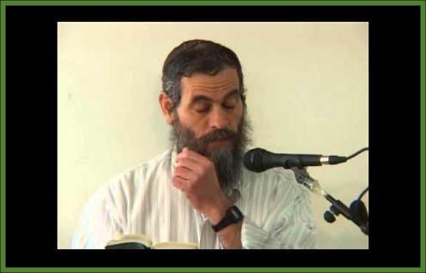 Rabbi Baruch Kahane  High Priest