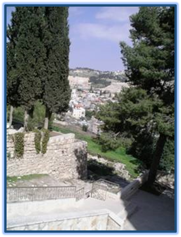 First Century Maccabean Pathway from the House of Caiaphas to