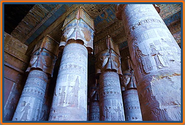 Egyptian Temple in Dendura
