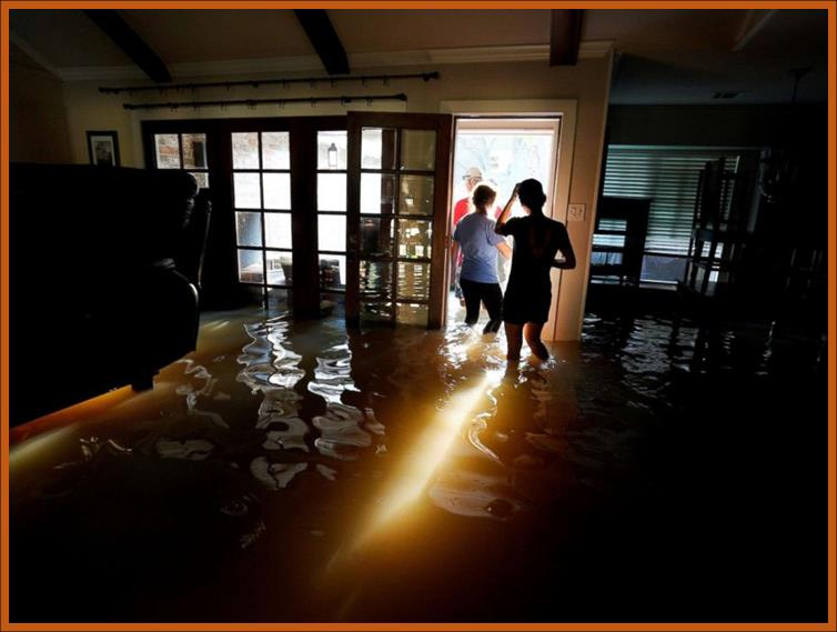 Harvey House Flooding